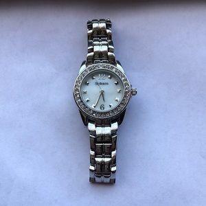 NWOT Style & Co stainless steel watch